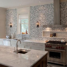 Eclectic Kitchen by Designs by Martina