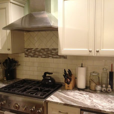 Traditional Kitchen by Imperial Stone of New York, Inc.