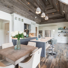 Transitional Kitchen by Upstaging