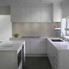 Modern Kitchen by Caden Design Group