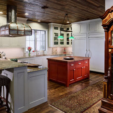 Traditional Kitchen by Matt Sitra Custom Homes