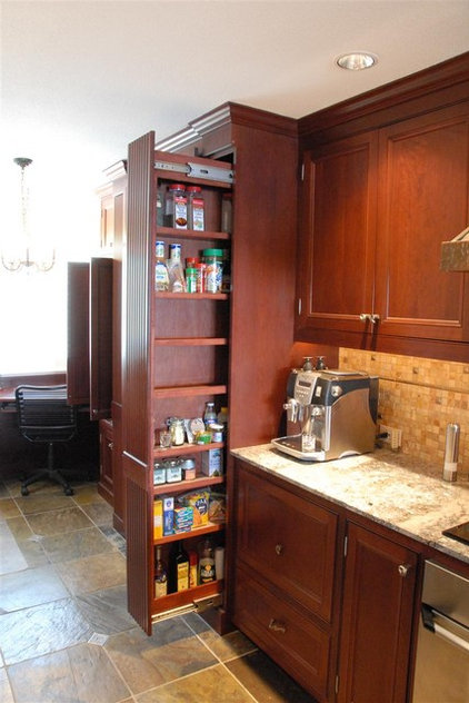 Eclectic Kitchen Drue Hartwell - Hartwell Design