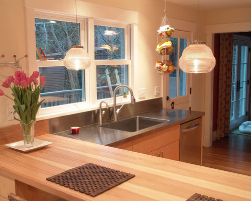 Mixed Countertop Materials Ideas Pictures Remodel And Decor