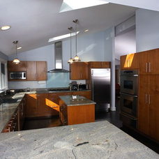 Contemporary Kitchen by Red Level Renovations, LLC