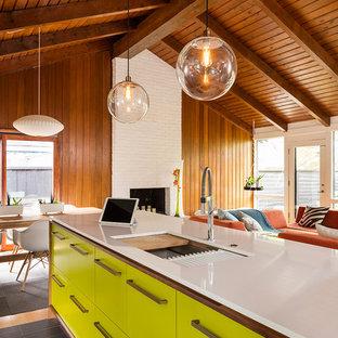 Immagine di una cucina moderna