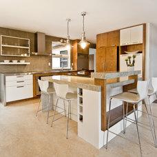 Contemporary Kitchen by Studio 853 design