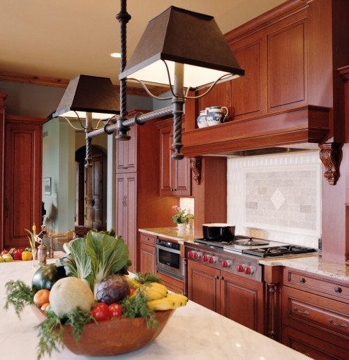 Kitchen Lighting Ideas Houzz: Unique Island Light
