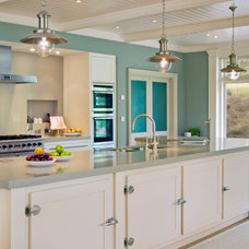 Eclectic Kitchen by Hausmann Kitchens