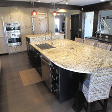Contemporary Kitchen by NJW Construction