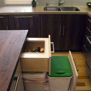 compost drawer kitchen ideas photos houzz rh houzz com
