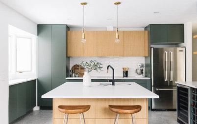 Photothèque : 39 nuances de vert pour la cuisine