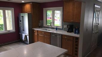 Dudley's kitchen