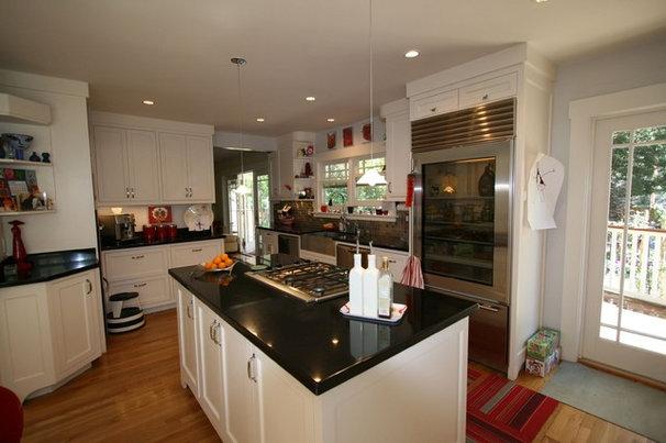 Craftsman Kitchen Duggan residence