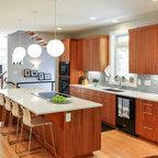 Kitchen Modern Kitchen Minneapolis By W B Builders