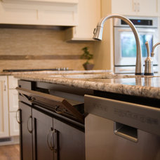Modern Kitchen by Attention to Detail Home Remodeling