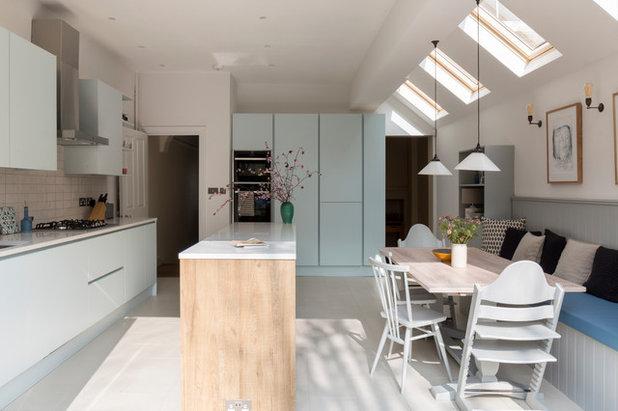 Klassisch modern Küche by Imperfect Interiors