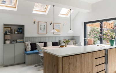 Kitchen Tour: A Calm Extension for a Busy Young Family