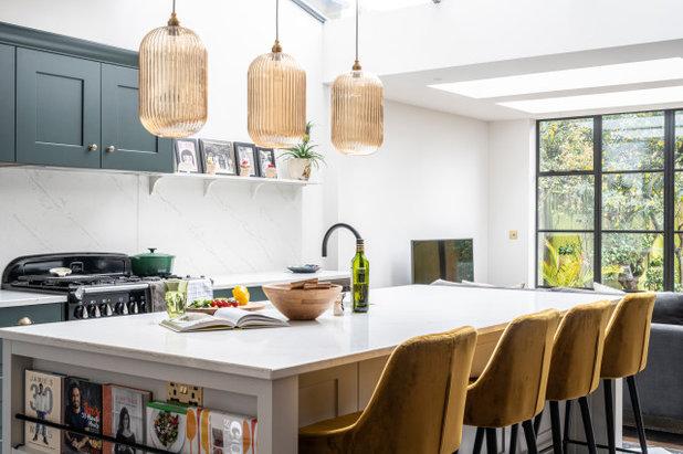 Неоклассика Кухня by Aflux Designs