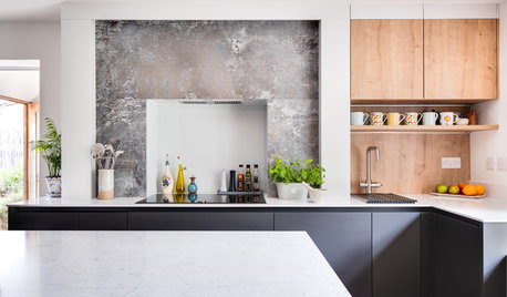 Kitchen Tour: A Contemporary Update for a Country Cottage