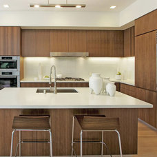 Modern Kitchen by Dumican Mosey Architects