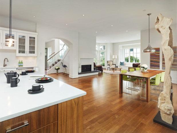 Contemporary Kitchen by Alex Glegg Design