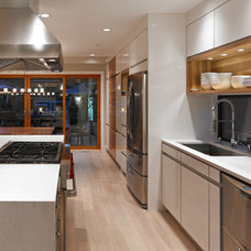 Contemporary Kitchen by Martin Knowles Photo/Media