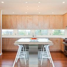 Beach Style Kitchen by Resolution: 4 Architecture