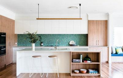 Se acabó el triángulo de trabajo… ¡viva la cocina de 5 zonas!