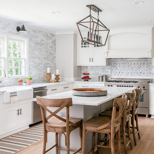 Dunwoody Kitchen and Family Room