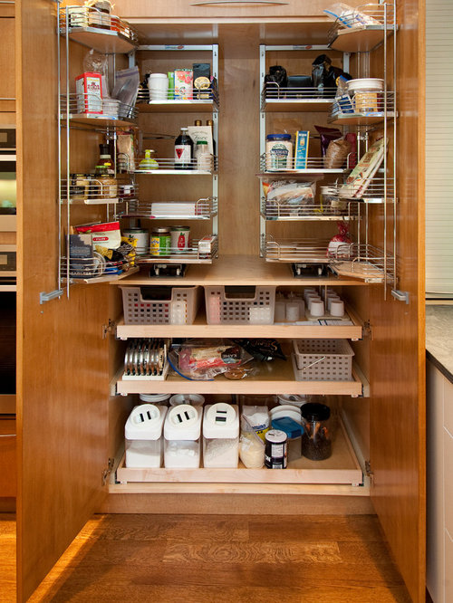 Pantry Organization Ideas, Pictures, Remodel and Decor