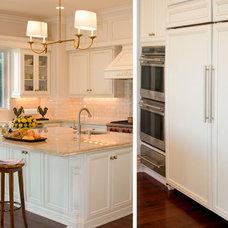Traditional Kitchen by Tesserae Interior Design