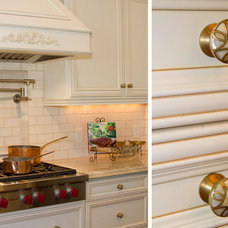 Traditional Kitchen by Tesserae Interior Design