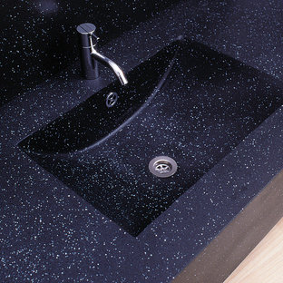 Durat Dark Blue Sink