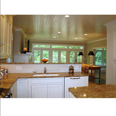 Traditional Kitchen by Heidi Hornaday, Architect, P.C.