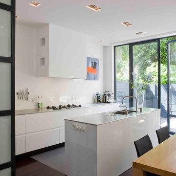 DUTCH Kitchens: MODERN style