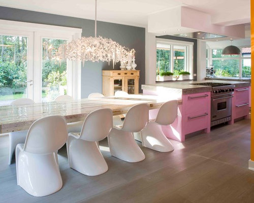 saveemail - Kitchen Island With Table Attached