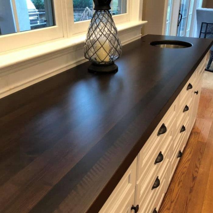 DuttonMill Wood Countertop