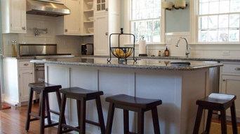Duxbury Custom Inset Kitchen