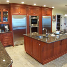 Traditional Kitchen by Design Details