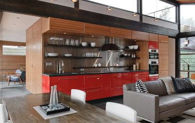 Oh So Amazing! In Praise of Single-Wall Kitchens