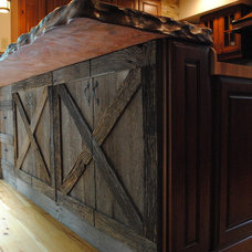 Rustic Kitchen by Sterling Kitchen & Bath