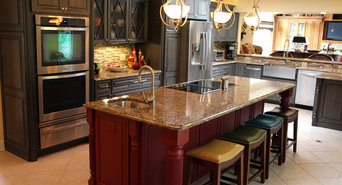 West Columbia Wv Kitchen Bath Designers