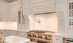 E. 13th Street White Kitchen - Closer Look