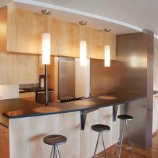 Modern Kitchen by Eisner Design LLC