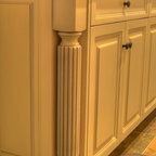 faux kitchen cabinets painted and glazed kitchen cabinets traditional 3721