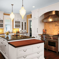 Traditional Kitchen by Karlson Kitchens