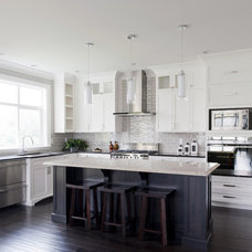 Traditional Kitchen by Your Designer