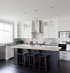 eclectic kitchen by Your Designer