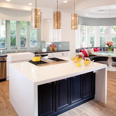 Contemporary Kitchen by P. Scinta Designs, LLC