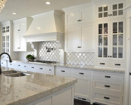 Colonial White Granite | Houzz